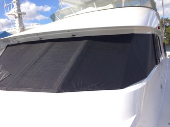 Windshield Covers Shades G Amp H Marine Canvas Inc